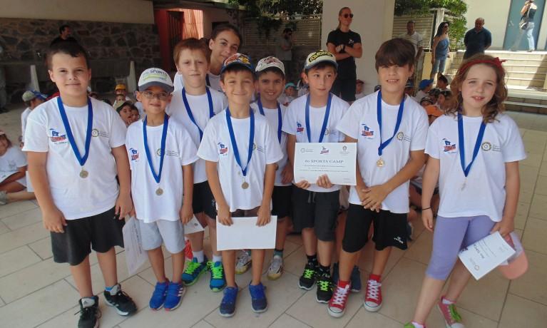 6ο Sports Camp – 1η Περίοδος