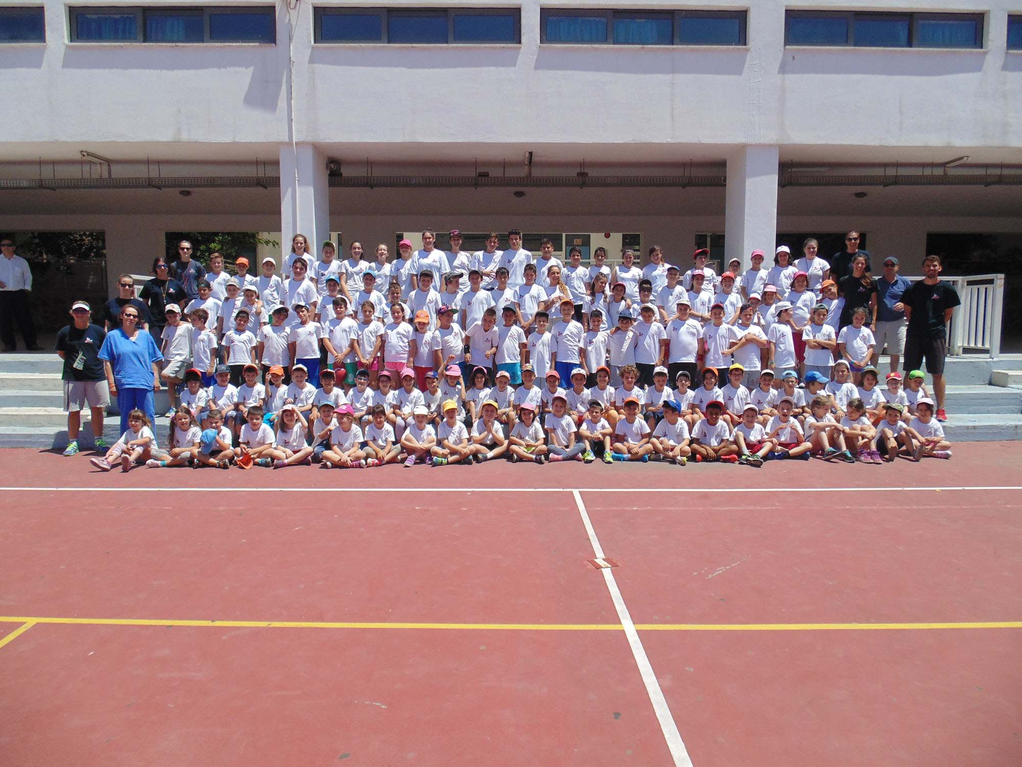 7ο Sports Camp από τον ΑΕΣ ΙΑΣΩΝ Κολωνού