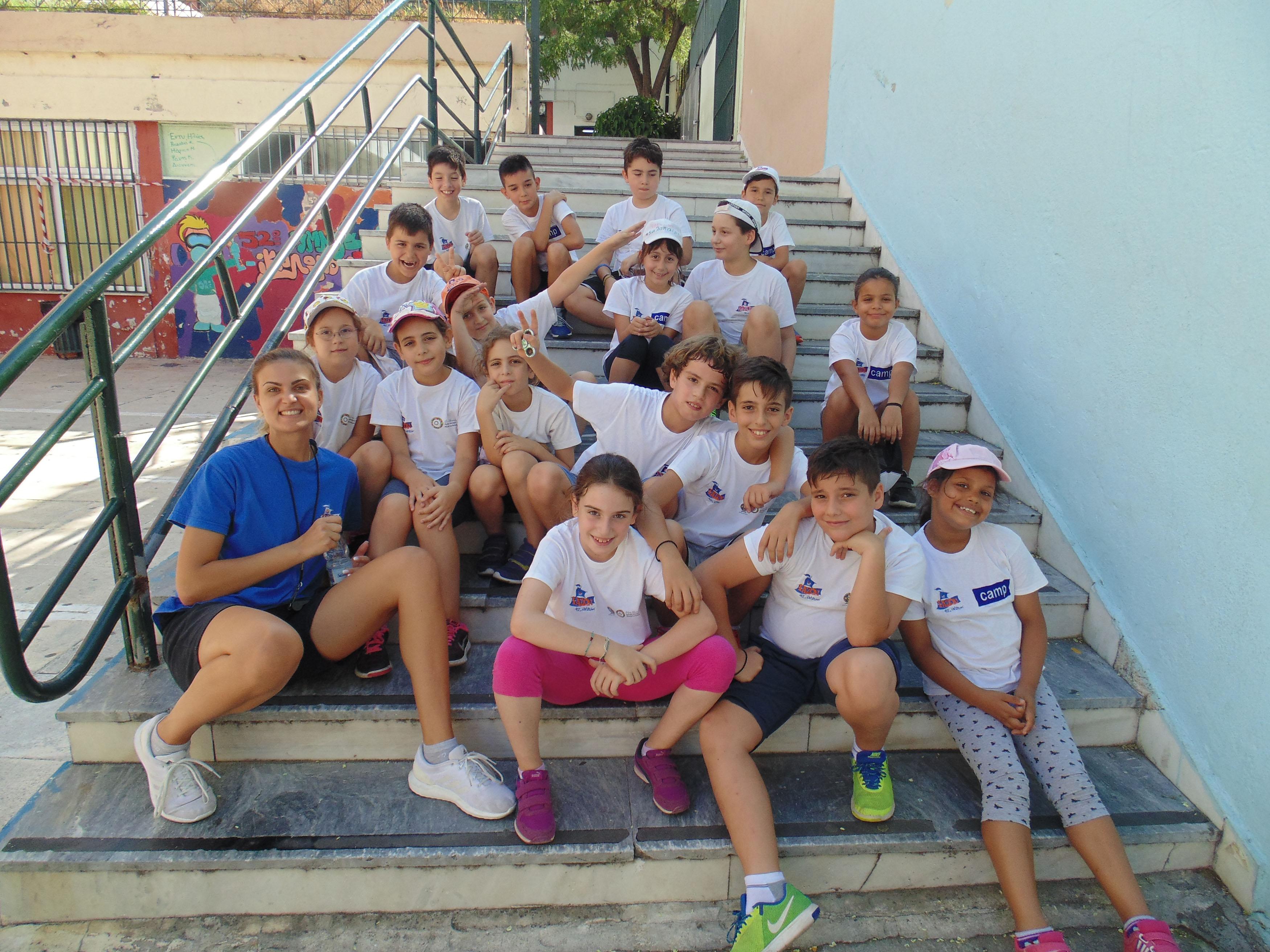 8ο Sports Camp – 2η Περίοδος