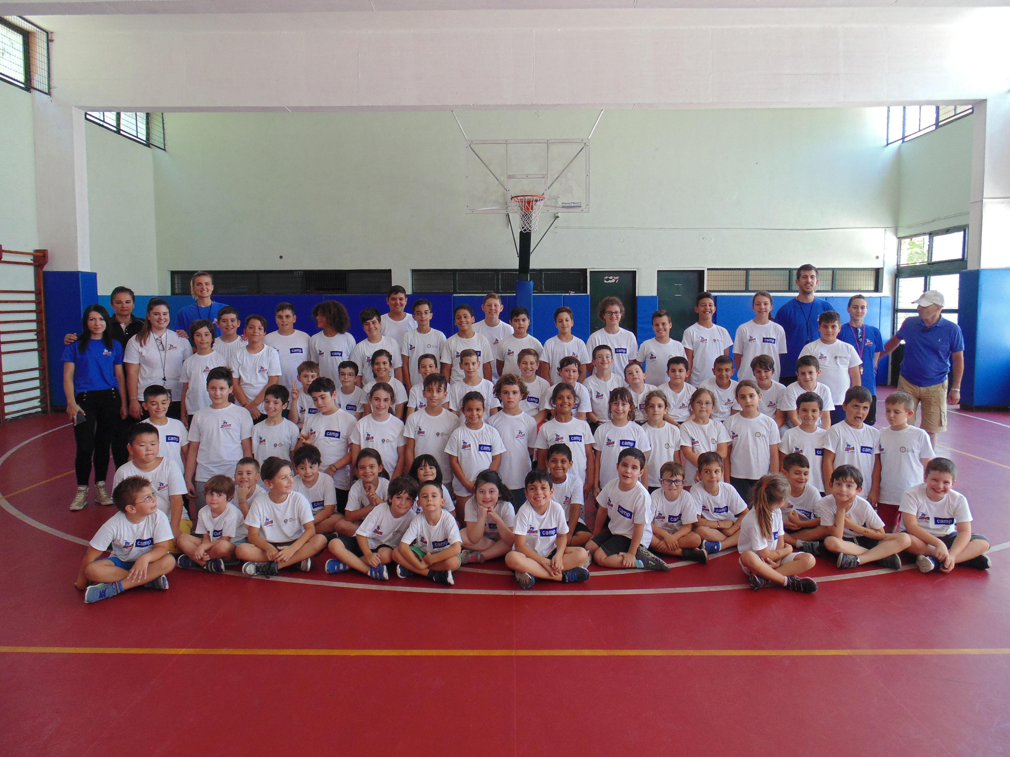9o Sports Camp