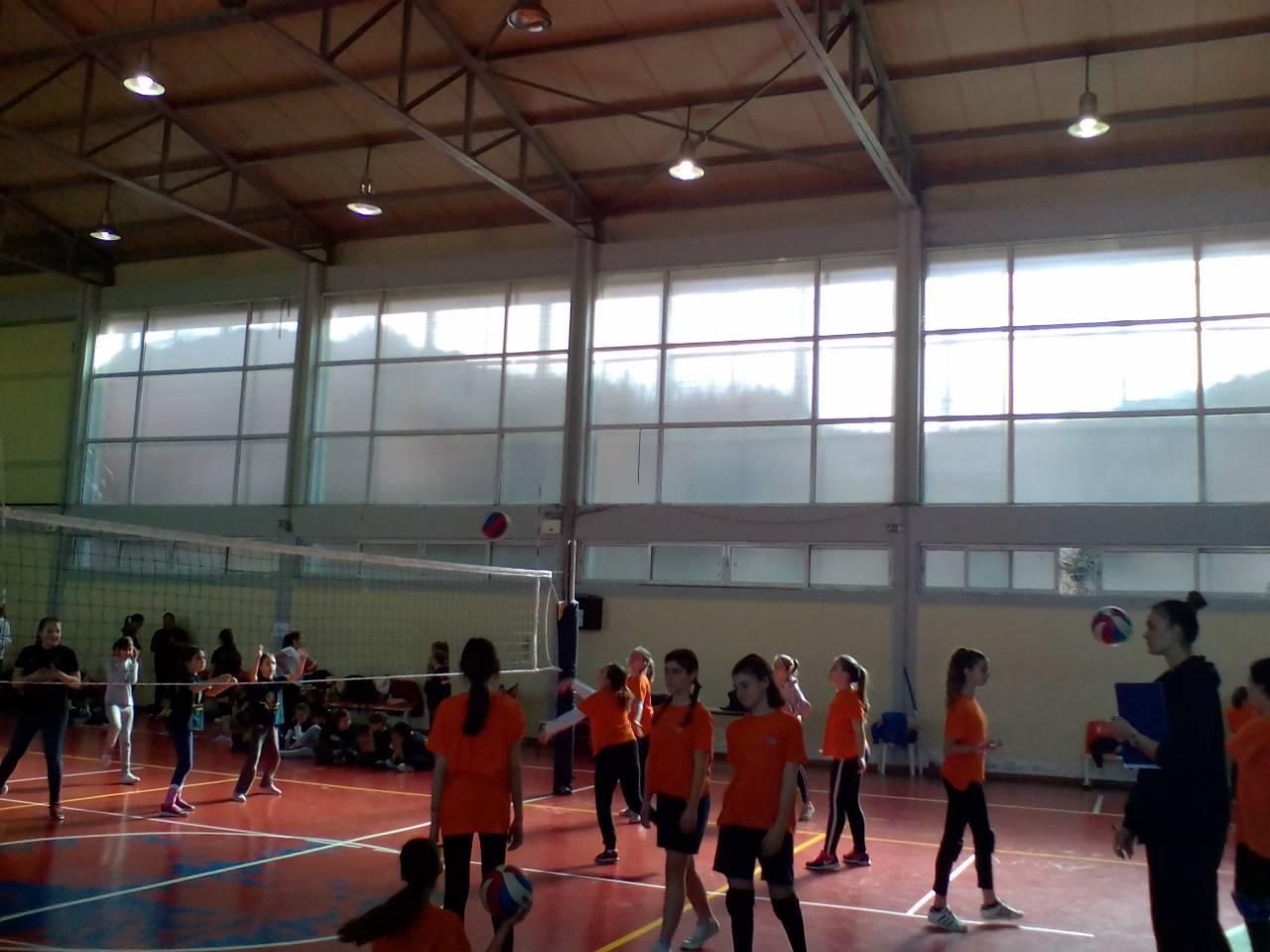 Εσωτερικό Πρωτάθλημα Volley – 2η Αγωνιστική