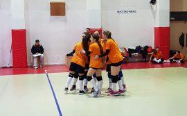 Φιλικός Αγώνας Volley