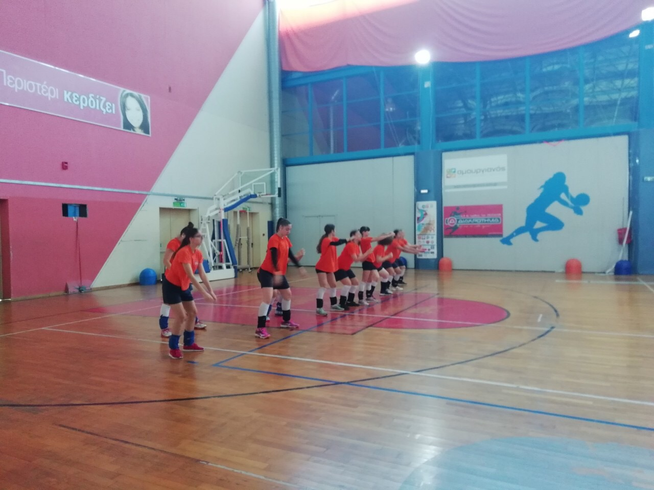 Κορασίδες Volley