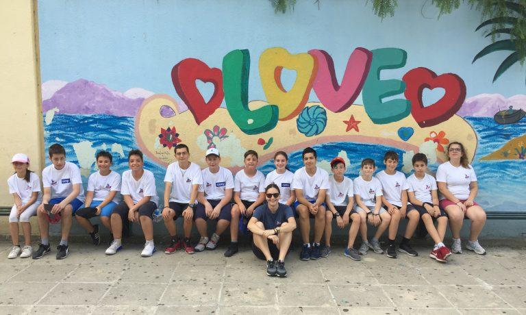 9 Χρόνια Καλοκαιρινού Αθλητικού Camp