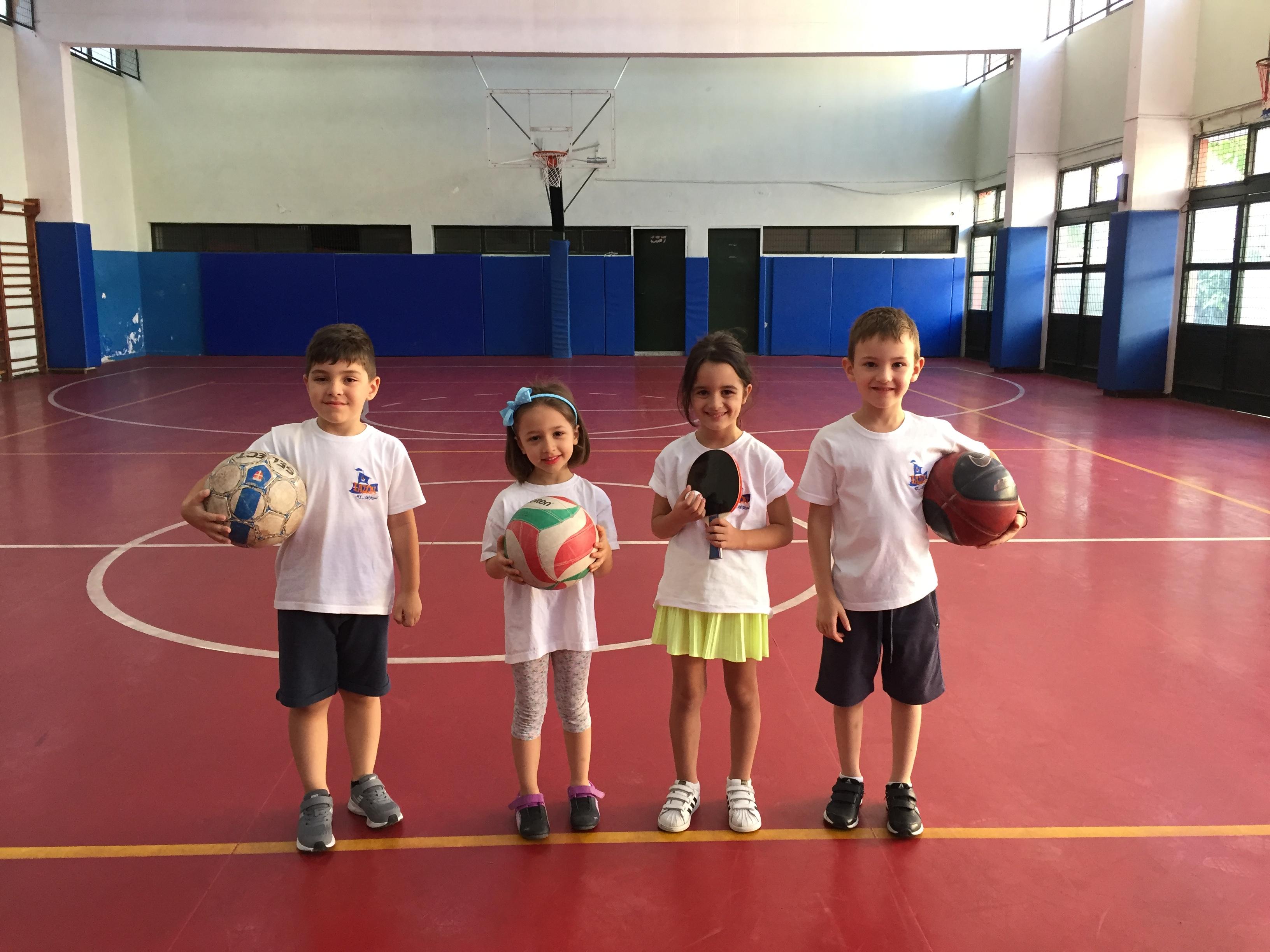 10 Χρόνια Καλοκαιρινό Αθλητικό Camp