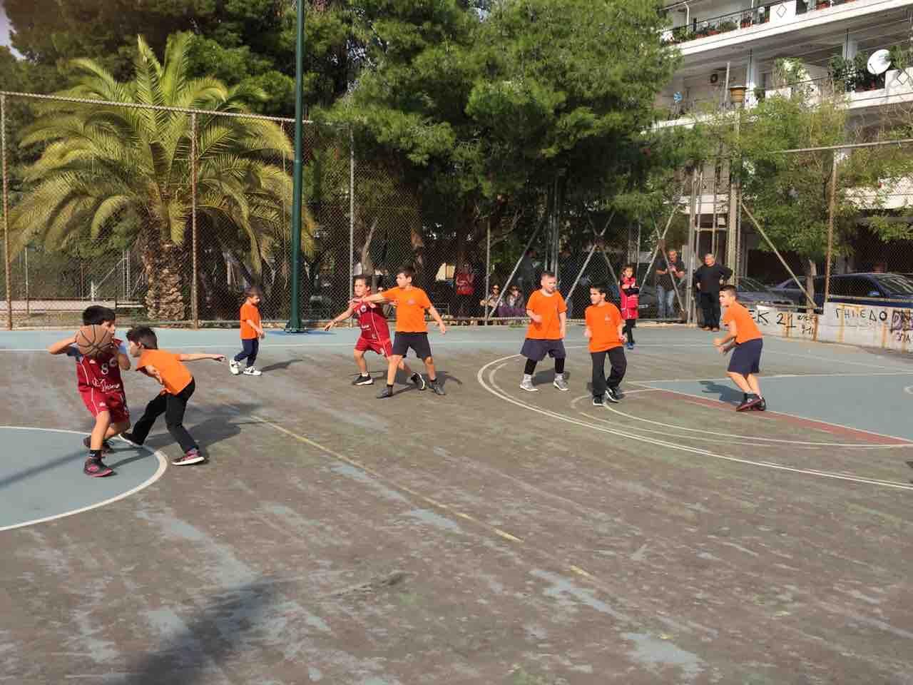 Τμήμα Υποδομής Μπάσκετ – Junior A