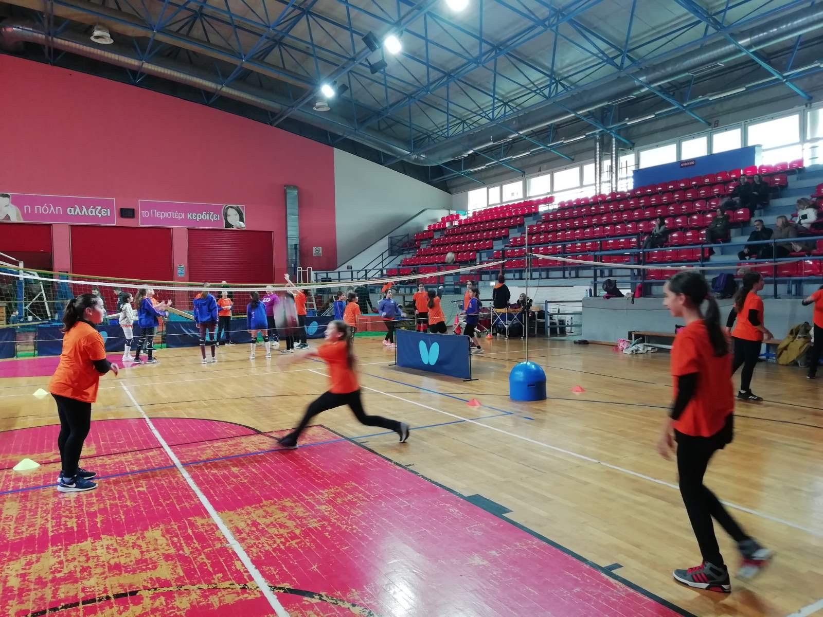 Παγκορασίδες Volley