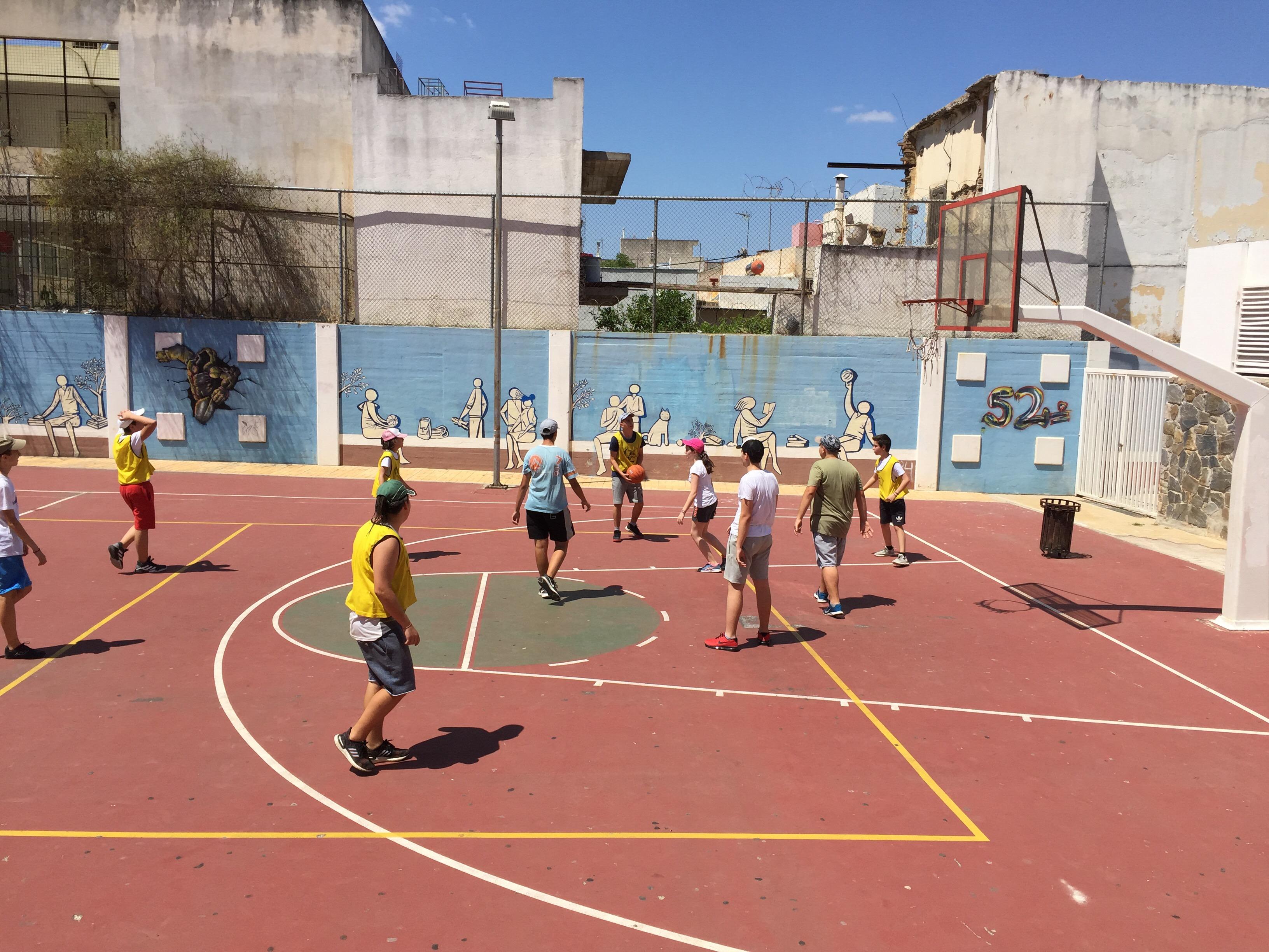 11 Καλοκαιρινό Αθλητικό Camp – 1η Περίοδος