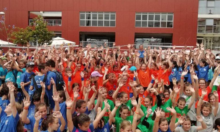 Τουρνουά Volley στο Περιστέρι – Συμμετοχή των τμημάτων Junior και Μίνι 2