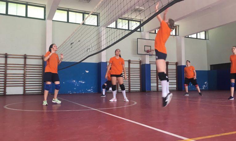 Εσωτερικό Πρωτάθλημα Volley – 3η Αγωνιστική