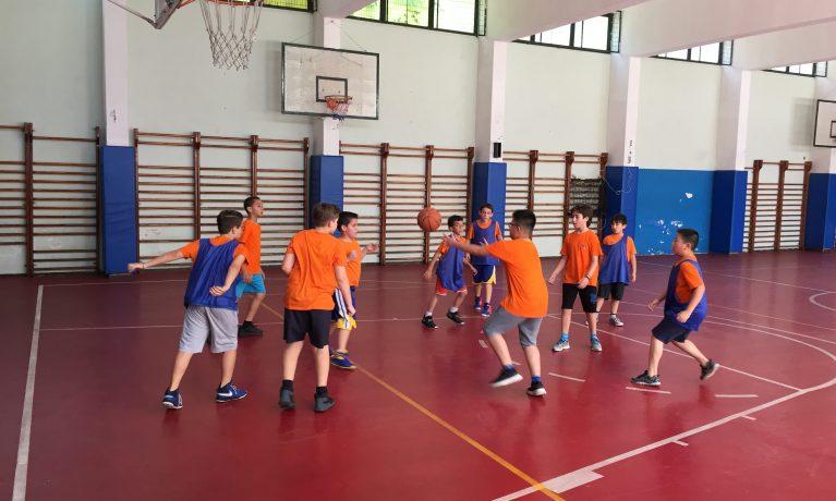 Εσωτερικό Τουρνουά Μπάσκετ