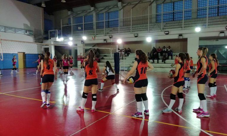 Τμήματα Υποδομής Volley