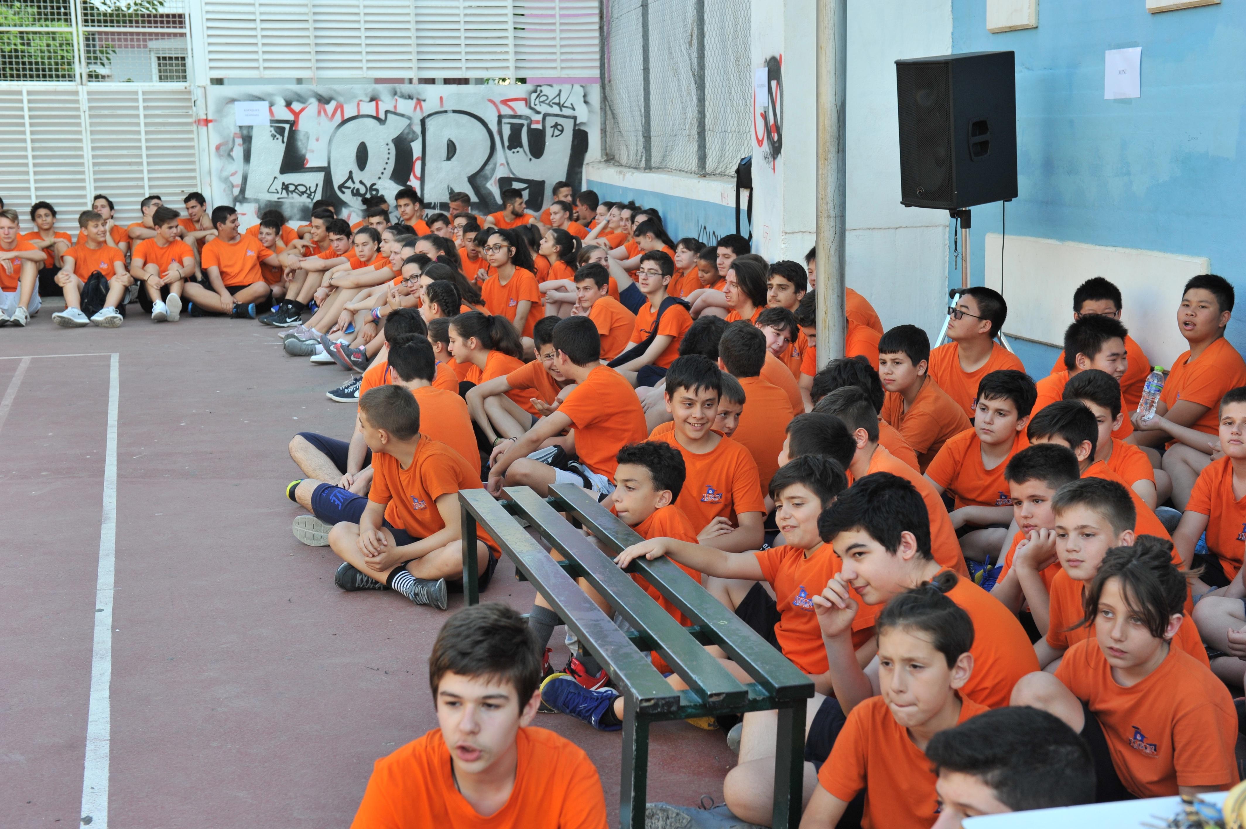 Δεύτερο 15νθήμερο του Καλοκαιρινού Camp